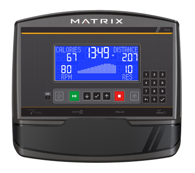 MATRIX R30XR Горизонтальный велоэргометр